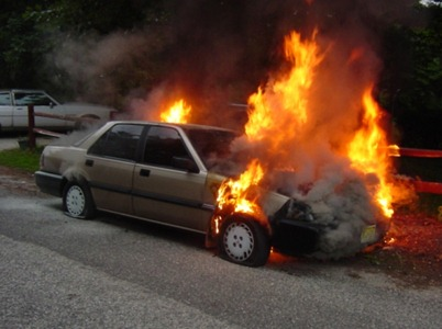 فراخوان پژو برای 308 و 508 به دلیل وجود ریسک آتش سوزی