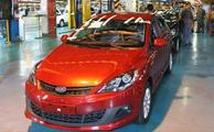 تصاویری از خط تولید مدیران خودرو