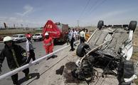 رکورد شکنی قم در حوادث ترافیکی با 590 نفر مجروح