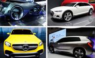 خودروهای مفهومی در نمایشگاه شانگهای 2015