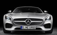 مرسدس بنز AMG GT رونمایی شد