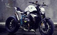 رودستر ،موتورسیکلت مفهومی و استثانیی BMW