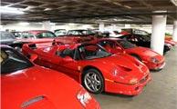 بزرگترین کلکسیونر دنیا با 7000 خودرو