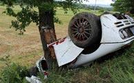رانندگی غرور بر نمی دارد، مک لارن F1 هم واژگون شد