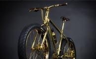 گرانترین دوچرخه جهان به ارزش 1 میلیون دلار ساخته شد
