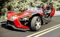 تیرکمان پولاریس، سهچرخهای برای لذت رانندگی
