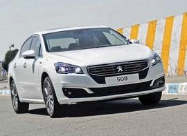 تجربه رانندگی با پژو 508 محصول آینده ایران خودرو