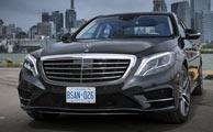 امکانات فوق العاده گران ترین خودروی تهران، مرسدس S500 مدل 2014