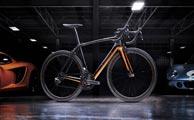دوچرخه 20 هزار دلاری تارماک مکلارن