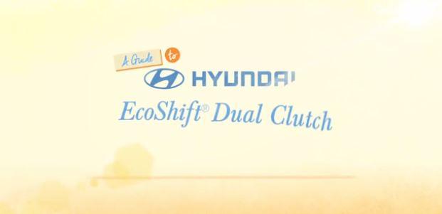 تیزر هیوندای برای معرفی جعبه دنده دو کلاجه ecoshift