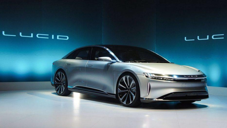 Lucid Air 2019 قاتل Teslal مدل S
