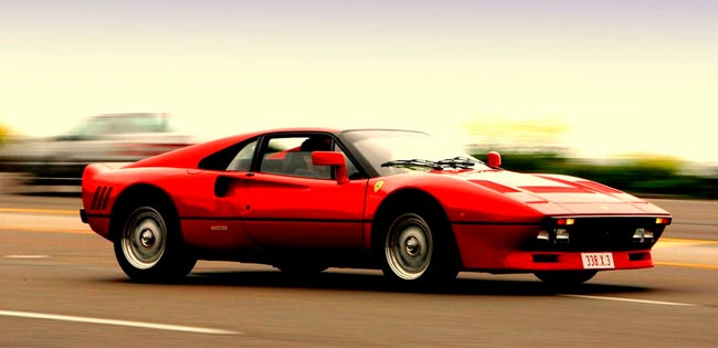 فراری 288 GTO : تولد اولین نسل از خاندان افسانه