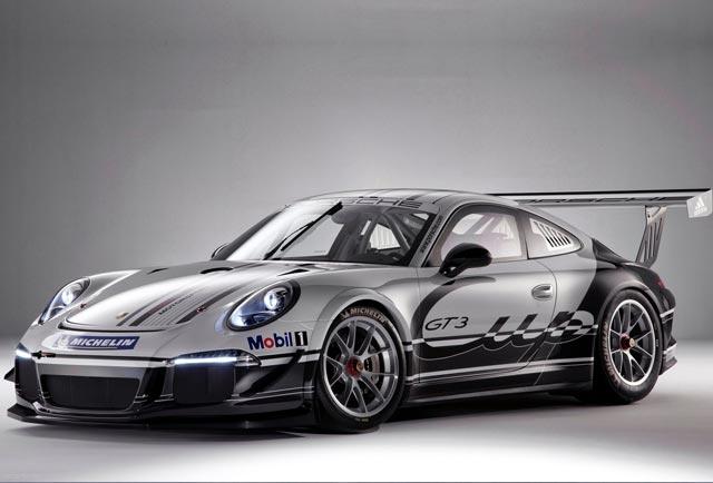 پورشه 911 GT3 CUP، خودرویی که همه آنرا تحسین می کنند
