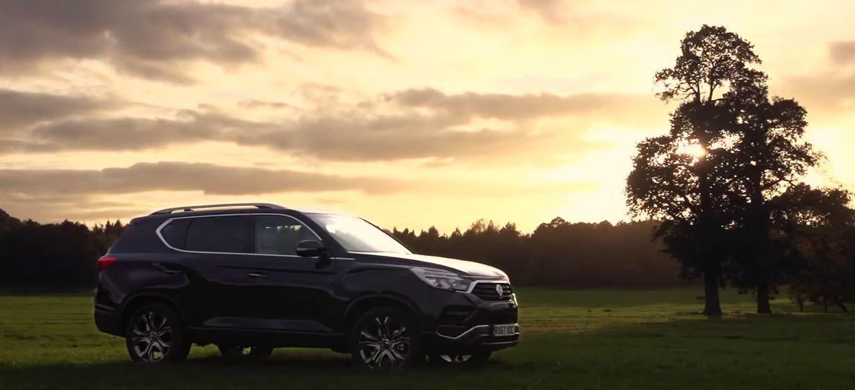 معرفی سانگ یانگ رکستون G4، محصول جدید رامک خودرو