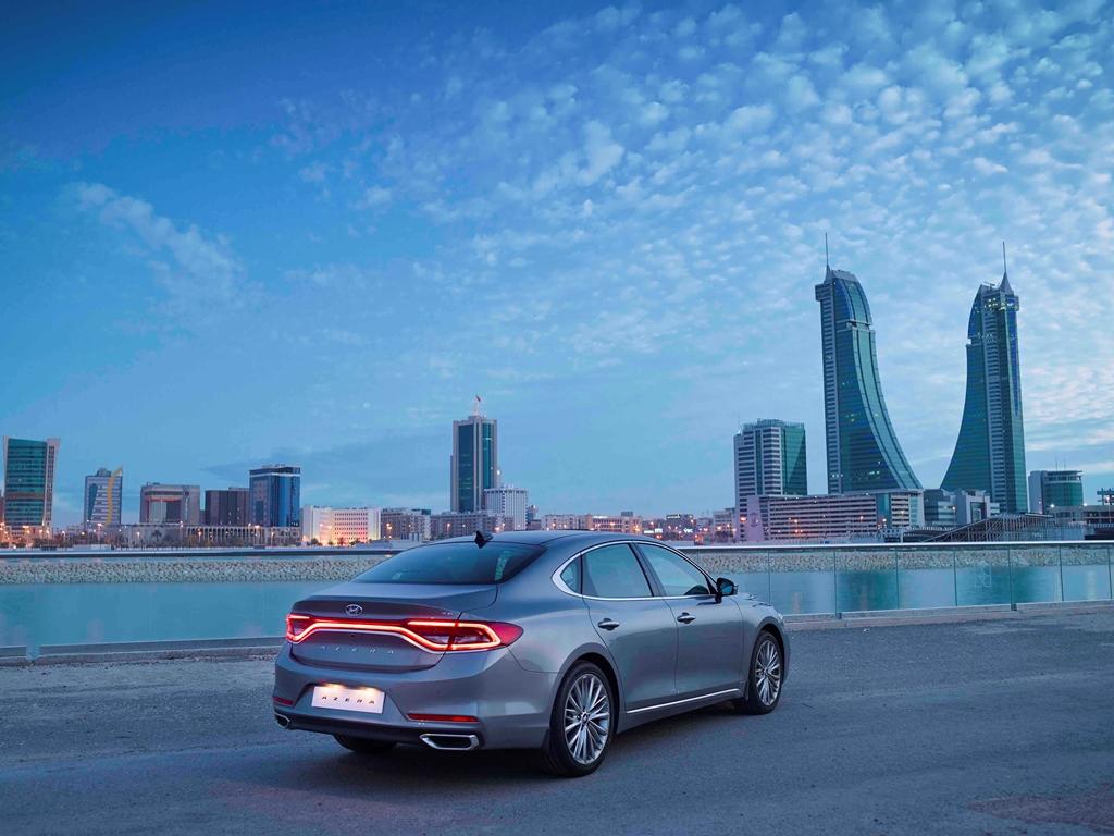 همه چیز در مورد Hyundai Azera 2018 جدید