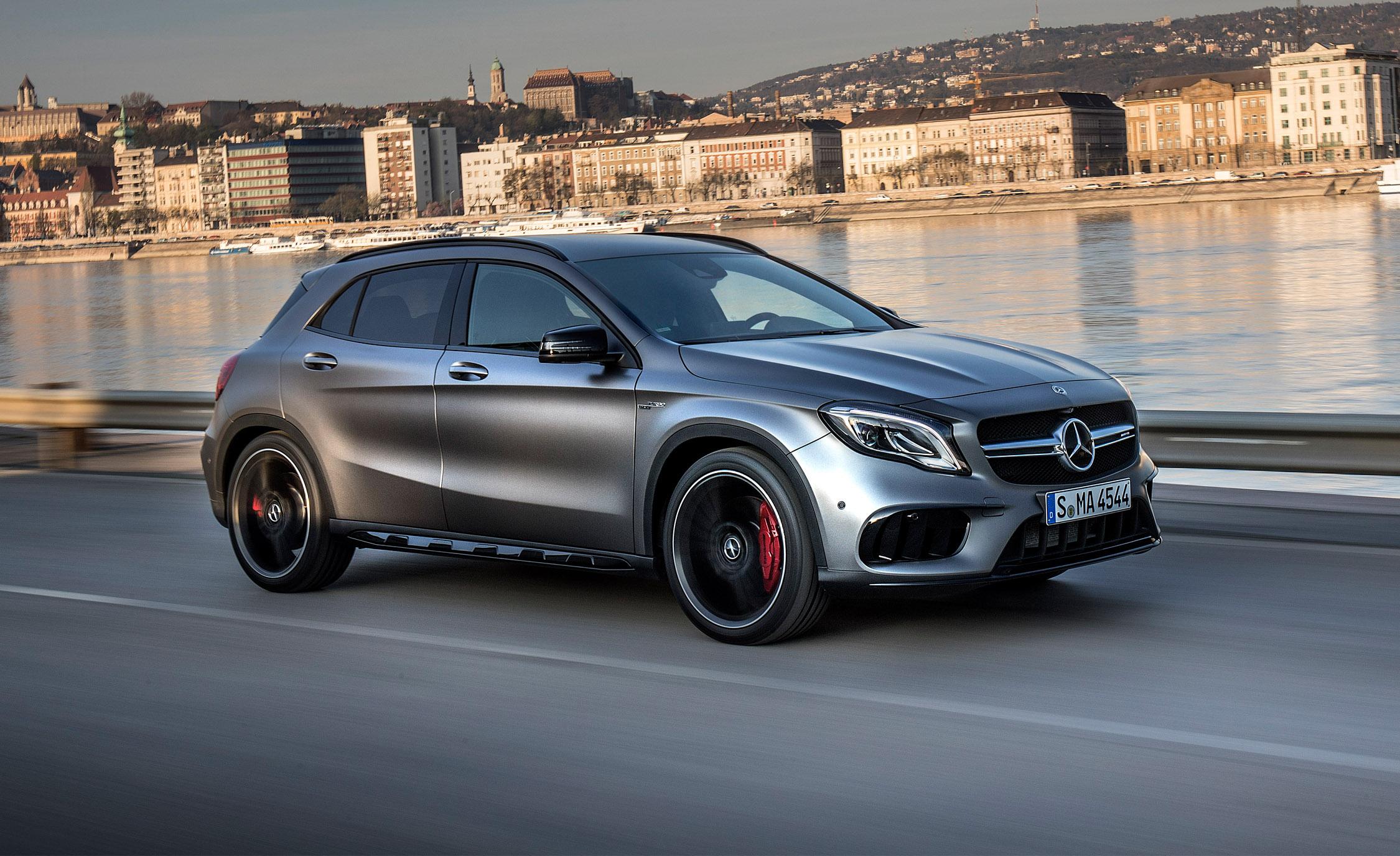 پنج Mercedes-Benz AMG برتر که در2018 به بازار می آیند