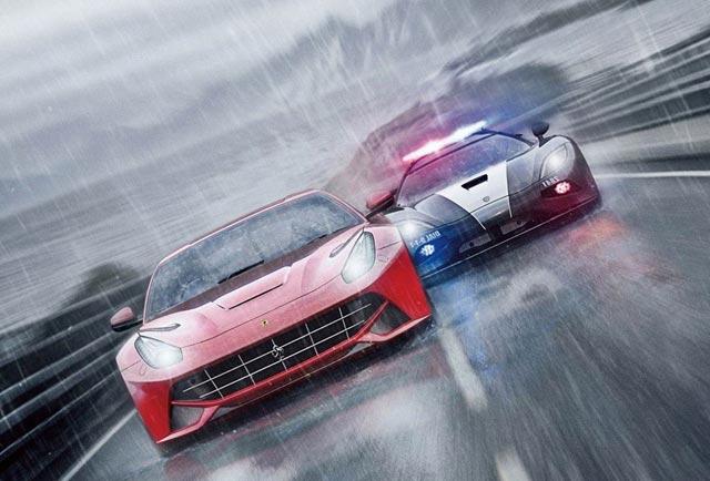 تیزر تبلیغاتی بازی Need for Speed Rivals