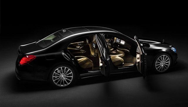 مرسدس بنز S65 AMG مدل 2014