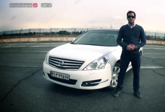 نقد و بررسی نیسان تیانا (Nissan Teana)