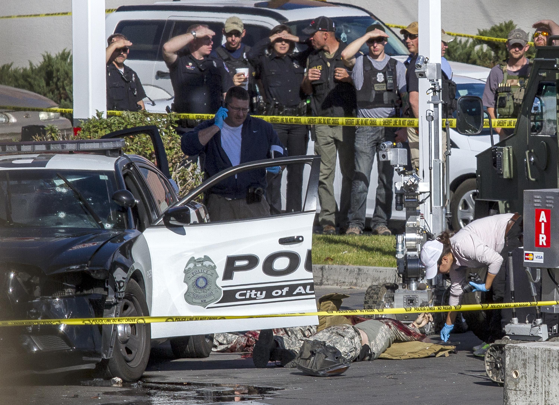 درگیری و تیر اندازی خشونت بار پلیس با راننده متخلف