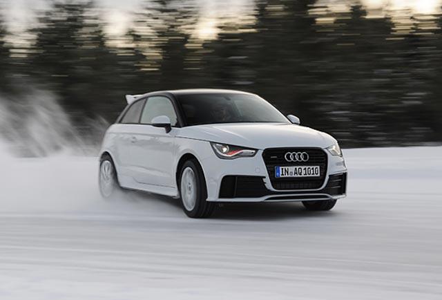 معرفی Audi A1 Quattro، کوچولوی دوست داشتنی