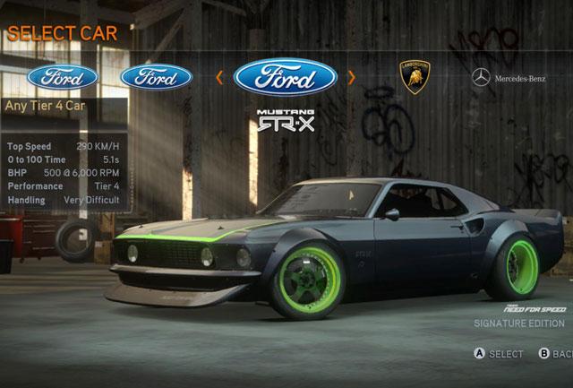 رقابت موستانگ یا معرفی بازی Need For Speed RUN