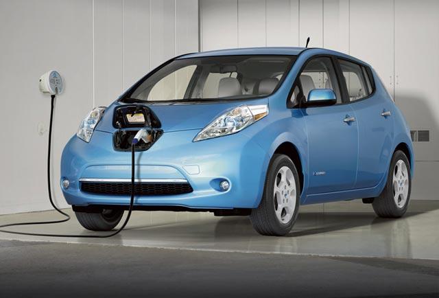 نیسان لیف، کم صداترین خودروی دنیا